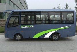 Electric Bus TS100007